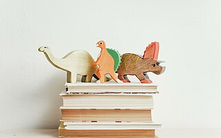 Three wooden dinosaur 3661193